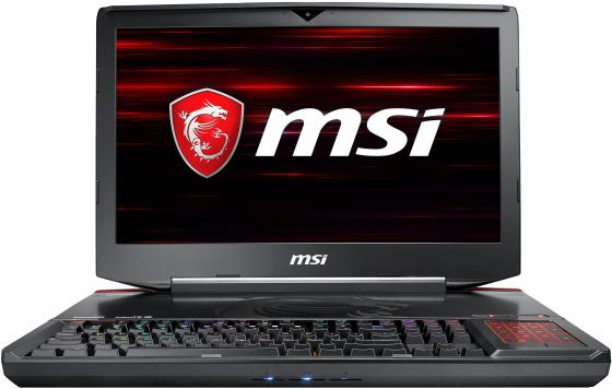 Ноутбук MSI GT83 8RF-006RU Titan 18.4 1920x1080 Intel Core i7-8850H 1 Tb 512 Gb 32Gb Bluetooth 5.0 2х nVidia GeForce GTX 1070 8192 Мб черный Windows 10 Home 9S7-181612-006 msi original zh77a g43 motherboard ddr3 lga 1155 for i3 i5 i7 cpu 32gb usb3 0 sata3 h77 motherboard