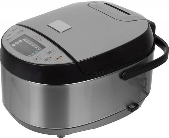 Мультиварка Sinbo SCO 5054 860 Вт 5 л серебристый черный мультиварка sinbo sco 5054 silver black