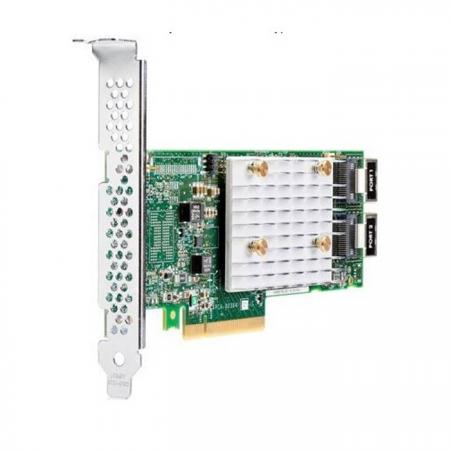 Контроллер HPE Smart Array E208i-p SR Gen10 (804394-B21) контроллер hpe smart array p816i a sr gen10 804338 b21