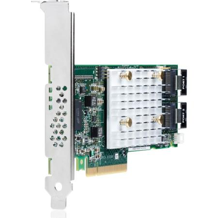 Контроллер HPE Smart Array P408i-p SR Gen10 (830824-B21) контроллер hpe smart array p816i a sr gen10 804338 b21