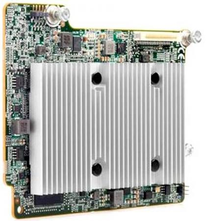 Контроллер HPE 804381-B21 Smart Array P408e-m SR Gen10 12G SAS Mezzanine