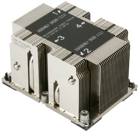 все цены на Радиатор SuperMicro SNK-P0068PS