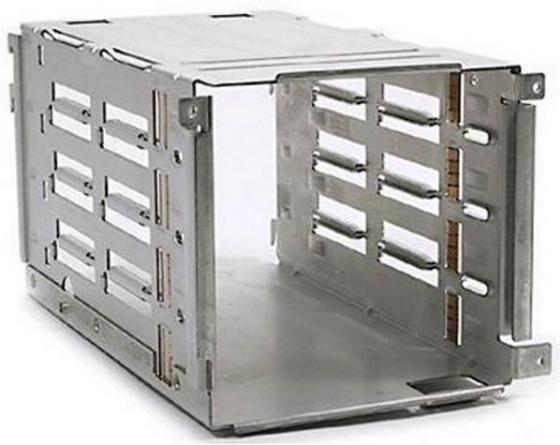 лучшая цена Модуль HPE 867966-B21 DL360 Gen10 2SFF SAS/SATA Kit