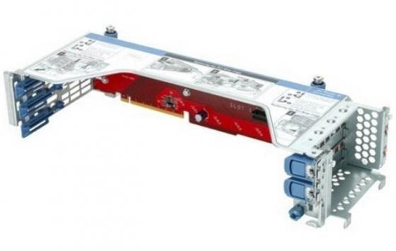 Переходная плата HPE 826688-B21 DL38X Gen10 Prem 2SFF HDD Riser Kit цена и фото