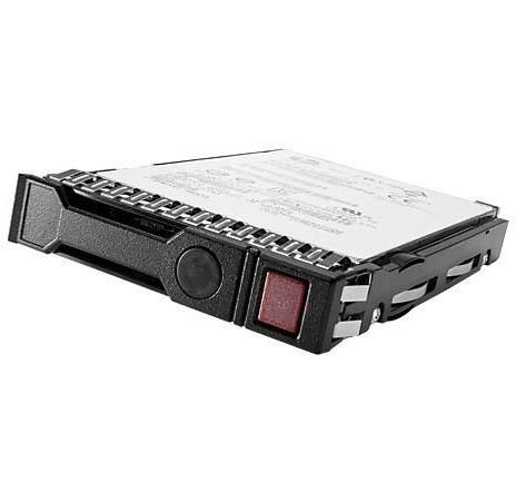 Накопитель SSD HPE 1x480Gb SATA 877748-B21 3.5 накопитель ssd hpe 1x480gb sata 764943 b21