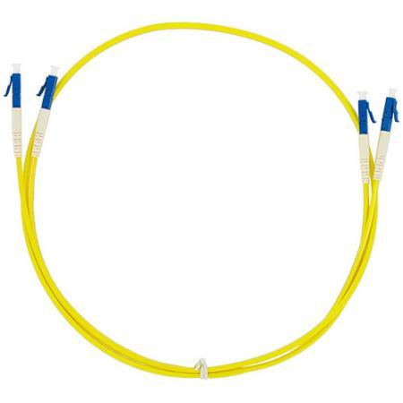 Патч-корд оптический TopLan, дуплексный, LC/UPC-LC/UPC, SM, 3.0 м кабель для сервера dell 3m lc lc optical fibre cable multimode 470 10694 470 10694
