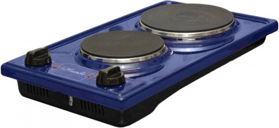 цена на Плита Электрическая Лысьва ЭПБ 22 синий эмаль (настольная)