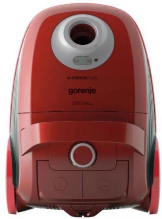 Пылесос Gorenje VC2321GPLRCY 2300Вт красный цена и фото
