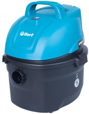 Пылесос BORT BSS-1008 сухая влажная уборка синий