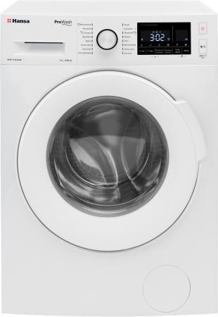 Стиральная машина Hansa WHP 7120 D4W класс: A+++ загр.фронтальная макс.:7кг белый стиральная машина hansa whp7121d5bss белый