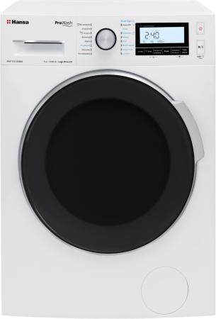 Стиральная машина Hansa WHP 7121 D5BSS класс: A+++ загр.фронтальная макс.:7кг белый стиральная машина hansa whp7121d5bss белый