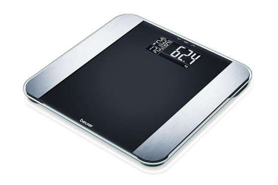 Весы напольные электронные Beurer BFLE макс.180кг черный