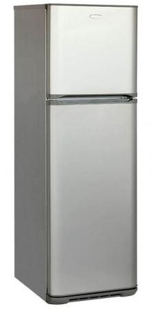 Холодильник Бирюса Б-M139 серебристый зеркало с фацетом в багетной раме поворотное evoform exclusive 53x83 см прованс с плетением 70 мм by 3407