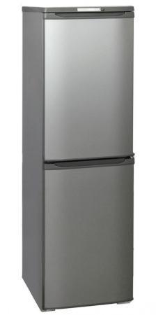 Холодильник Бирюса Б-M120 серебристый
