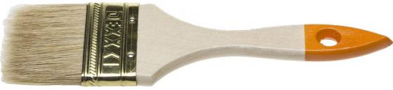 Кисть флейцевая DEXX ПРАКТИК, деревянная ручка, натуральная щетина, индивидуальная упаковка, 63мм [0100-063_z02] угольник dexx 34307 30