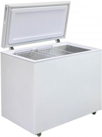 Морозильный ларь Бирюса Б-305VK белый 135Вт морозильный ларь бирюса б 355vczq белый 232вт page 1