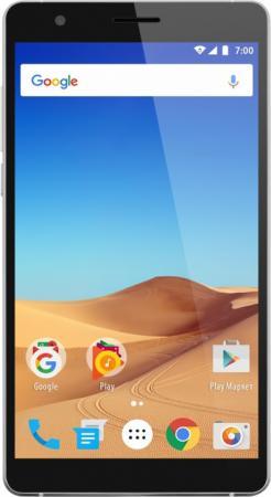 Смартфон Vertex Impress Ra 4G графит 5.25 8 Гб LTE Wi-Fi GPS 3G RA-GRFT смартфон micromax q326 3g 4gb champagne