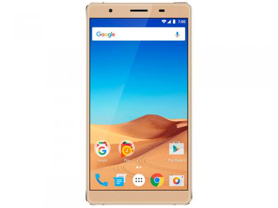 Смартфон Vertex Impress Ra 4G золотистый 5.25 8 Гб LTE Wi-Fi GPS 3G RA-GOLD смартфон vertex impress lux lte titan