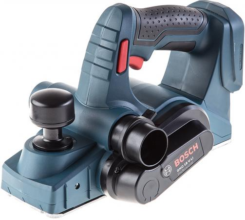 Рубанок Bosch GHO 18 V-LI 18 В 82 мм рубанок электрический gho 6500 650 вт 82 мм bosch
