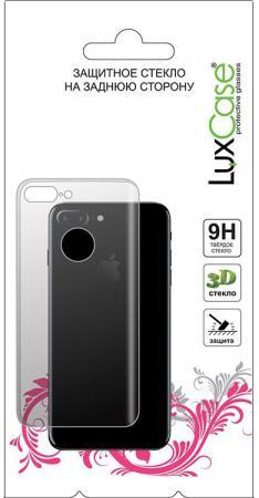 Защитное стекло 3D LuxCase 77701 для iPhone 7 iPhone 8 0.33 мм (белое) аксессуар защитное стекло luxcase 3d back для apple iphone 8 7 gold 77703