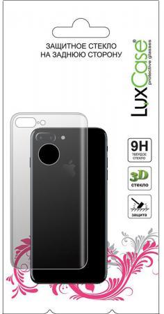 Защитное стекло 3D LuxCase 77706 для iPhone 7 Plus iPhone 8 Plus 0.33 мм (черное) защитное стекло 3d luxcase 77708 для iphone 7 plus iphone 8 plus 0 33 мм розовое