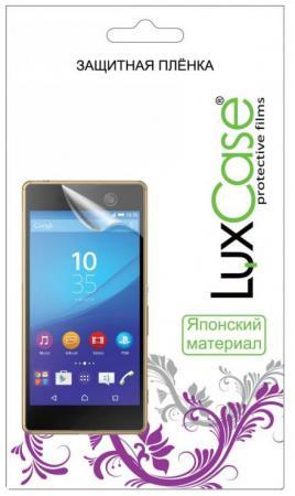 Защитная плёнка антибликовая LuxCase 52020 для iPhone X защитная плёнка для iphone 4 iphone 4s зеркальная luxcase