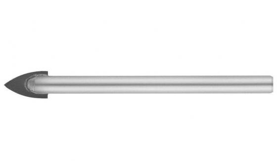 Сверло STAYER MASTER по керамике и стеклу, с двумя режущими лезвиями, d=8 мм [2986-08] сверло по плитке stayer master 2986 05 с двумя режущими лезвиями d5мм