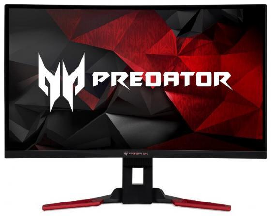 """Монитор 32"""" Acer Predator Z321QUbmiphzx черный VA 1920x1080 300 cd/m^2 4 ms HDMI USB DisplayPort UM.JZ1EE.005 монитор acer 23 8 et241ybd um qe1ee 005"""