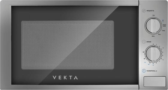 Микроволновая печь Vekta MS720AHS 700 Вт серебристый
