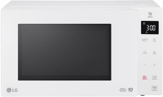 Микроволновая печь LG MB65R95GIH 1000 Вт белый