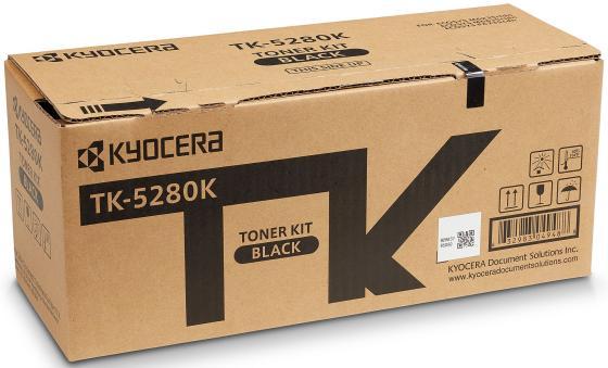 Тонер-картридж TK-5280K 13 000 стр. Black для M6235cidn/M6635cidn/P6235cdn