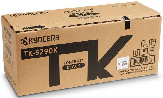 Тонер-картридж TK-5290K 17 000 стр. Black для P7240cdn тонер картридж kyocera mita tk 1140