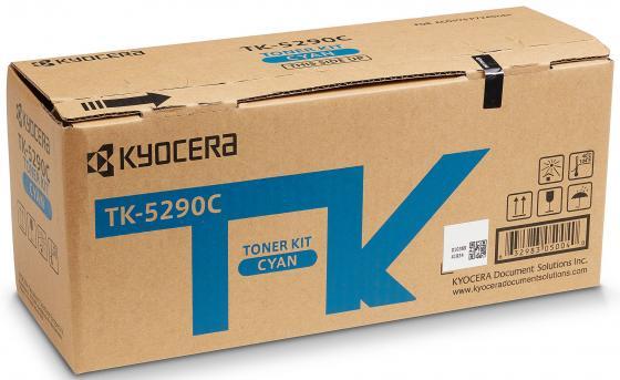 Тонер-картридж TK-5290C 13 000 стр. Cyan для P7240cdn автоаксессуар yu mita 13 12