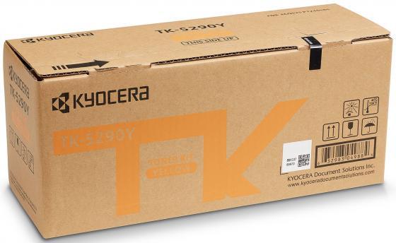 Тонер-картридж TK-5290Y 13 000 стр. Yellow для P7240cdn автоаксессуар yu mita 13 12