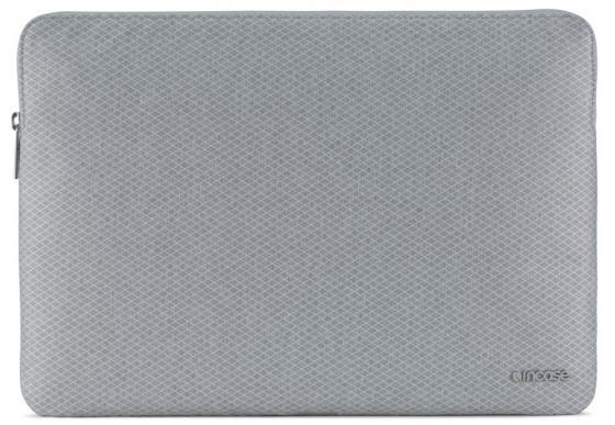 все цены на Чехол Incase Slim Sleeve with Diamond Ripstop для MacBook Pro Retina 15 серый INMB100269-CGY онлайн