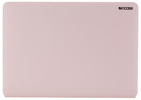 Чехол-накладка Incase Snap Jacket для MacBook Air 13 розовый INMB900308-RSQ накладка speck seethru air 11 blue