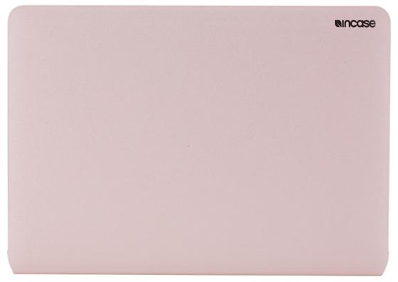 Чехол-накладка Incase Snap Jacket для MacBook Air 13 розовый INMB900308-RSQ накладка daav для macbook air 13 retina оранжевый