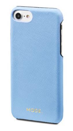 Накладка dbramante1928 London для iPhone 6 iPhone 6S iPhone 7 iPhone 8 синий LOI8FOBL5092 glare free screen protector with cleaning cloth for iphone 3g