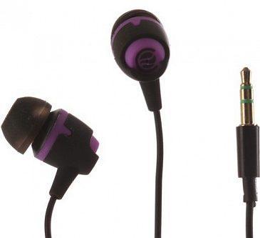 Наушники Continent HCW-1001 черный фиолетовый LX N13 цена и фото