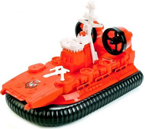 КАТЕР-АМФИБИЯ НА ВОЗДУШНОЙ ПОДУШКЕ ПОЖАРНЫЙ в кор.12шт игрушка нордпласт пожарный 294