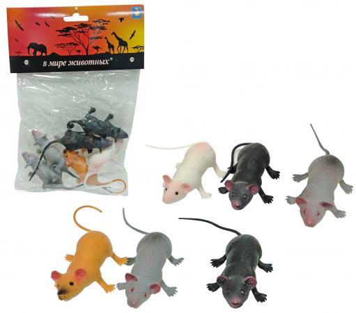 Набор фигурок 1Toy В мире животных - Крысы