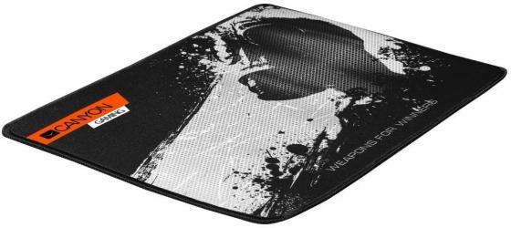 Коврик для мыши CANYON CND-CMP3 350x 250мм {тканевая поверхность, нескользящее резиновое основание}