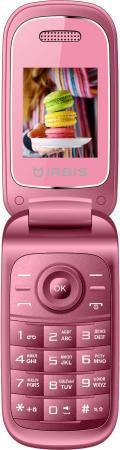 мобильный телефон irbis sf54x Мобильный телефон Irbis SF15 розовый 1.77 32 Мб
