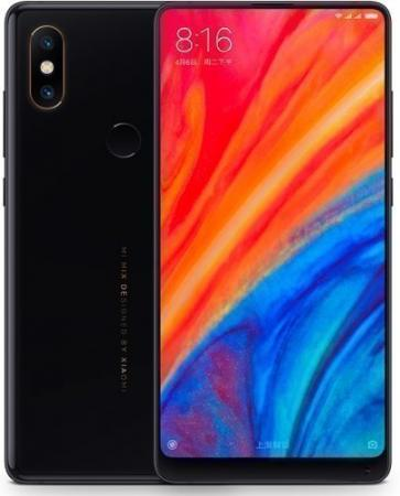 "Смартфон Xiaomi Mi Mix 2S черный 5.99"" 64 Гб LTE NFC Wi-Fi GPS 3G"