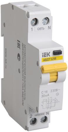 Iek MAD32-5-006-B-10 АВДТ32М В6 10мА - Автоматический Выключатель Диф. Тока ИЭК