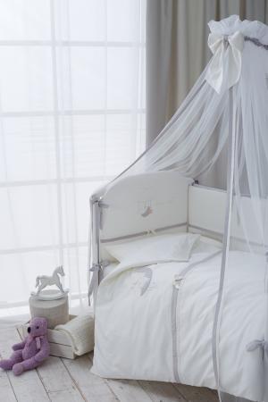 Постельный сет 125х65см 7 предметов Перина Bonne nuit постельный сет 7 предметов перина венеция три друга белый