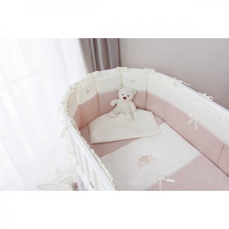 Постельный сет 7 предметов Перина Эстель Oval постельный сет 7 предметов перина венеция три друга белый