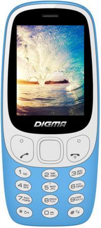 Мобильный телефон Digma N331 2G Linx 32Mb голубой моноблок 2Sim 2.44 128x160 0.08Mpix BT GSM900/1800 FM microSD max16Gb мобильный телефон digma n331 2g linx 32mb голубой моноблок 2sim 2 44 128x160 0 08mpix bt gsm900 1800 fm microsd max16gb