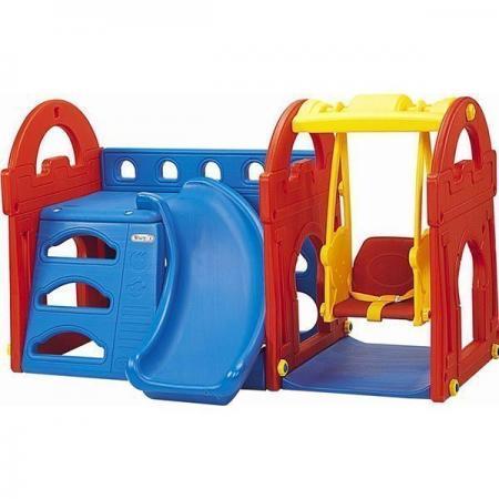 цена на Игровой комплекс Haenim Toy Маленький замок HN-709