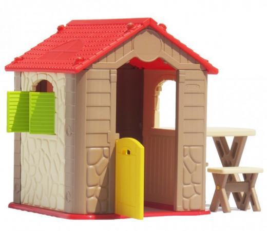 Игровой домик Haenim Toy Мой Первый Игровой Домик HN-705 палатки домики babydomiki игровой домик english shcool